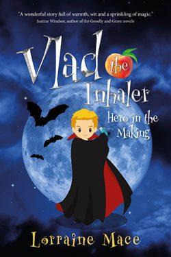 Vlad the Inhaler Book 1 LARGE EBOOK - 300 wide